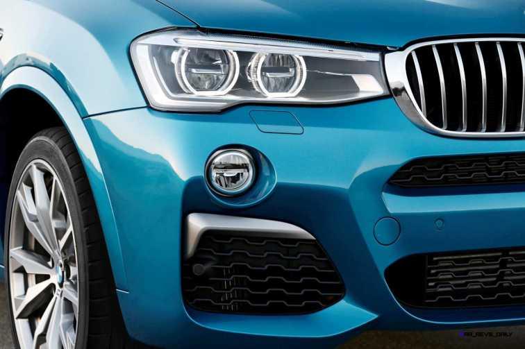 2016 BMW X4 M40i 77