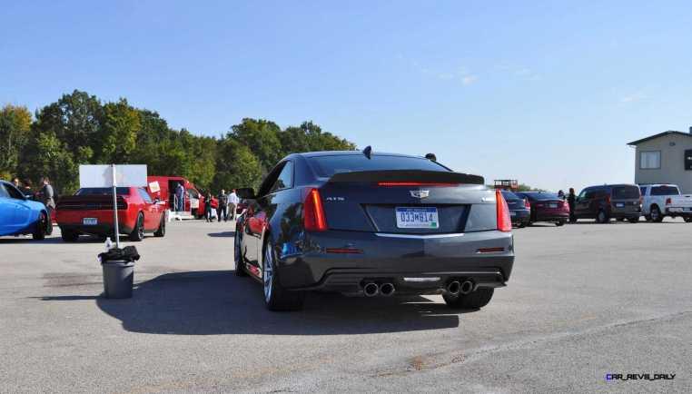 2016 Cadillac ATS-V Coupe 101