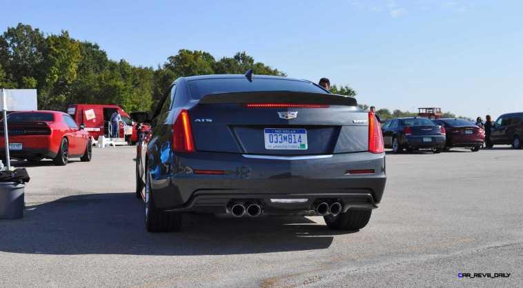 2016 Cadillac ATS-V Coupe 103