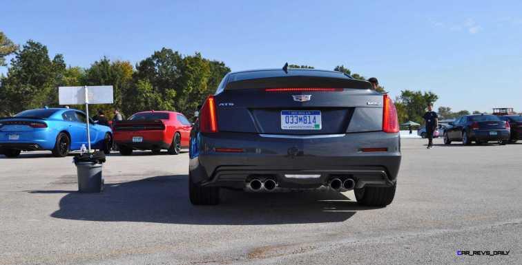 2016 Cadillac ATS-V Coupe 107