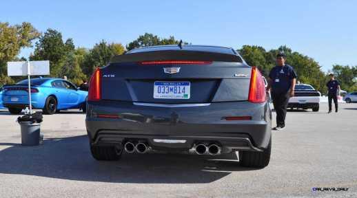 2016 Cadillac ATS-V Coupe 113