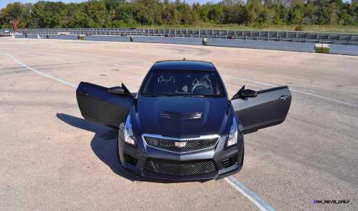 2016 Cadillac ATS-V Coupe 19