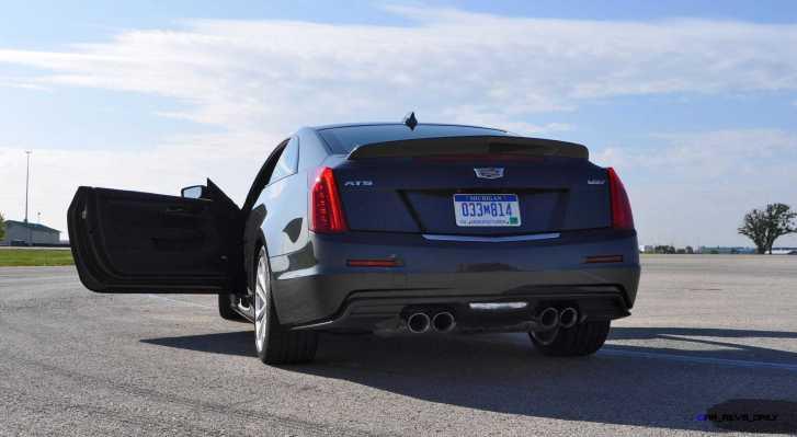 2016 Cadillac ATS-V Coupe 33