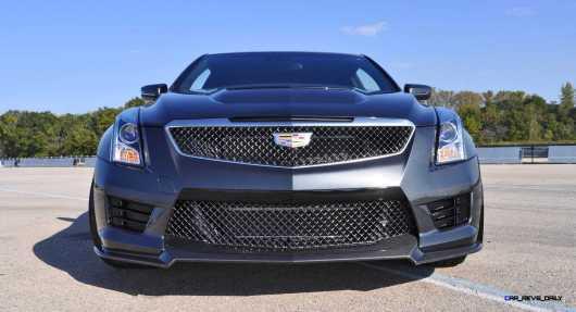 2016 Cadillac ATS-V Coupe 43
