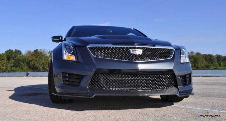 2016 Cadillac ATS-V Coupe 47