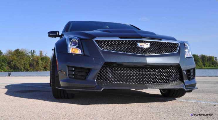 2016 Cadillac ATS-V Coupe 48