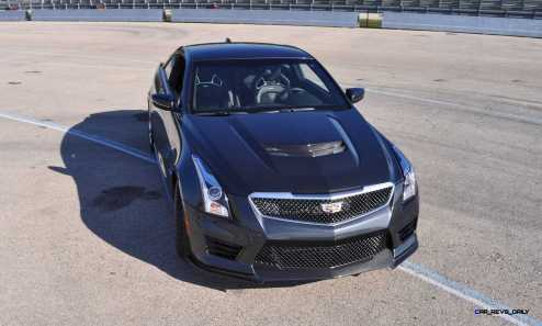 2016 Cadillac ATS-V Coupe 53
