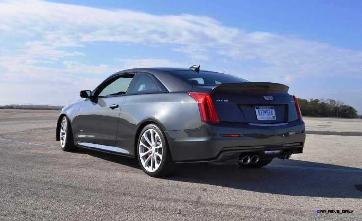 2016 Cadillac ATS-V Coupe 67