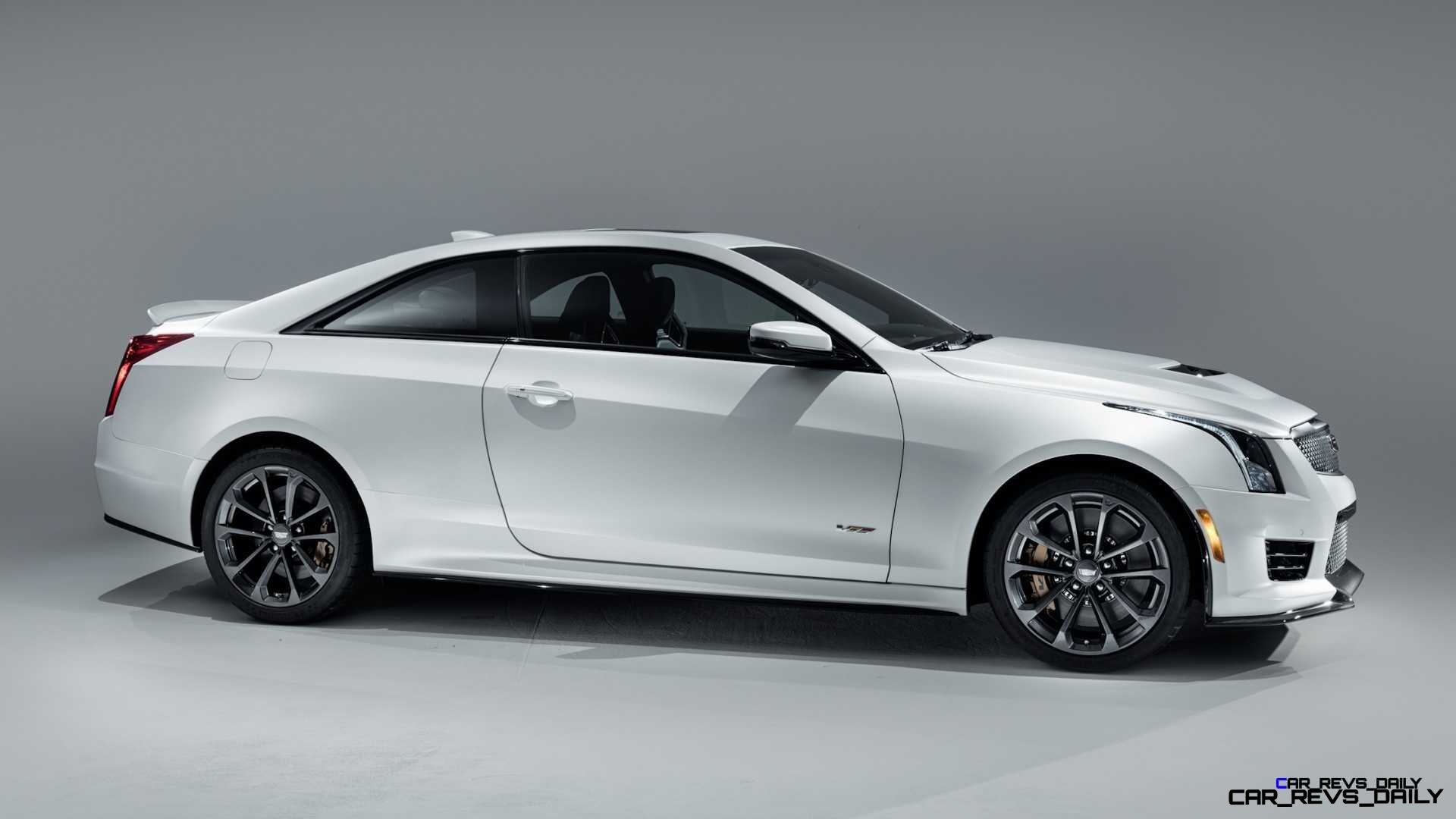2016-Cadillac-ATS-V-White-Edition-HD-Images-For-Desktop