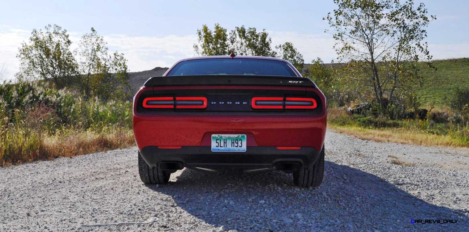 2016 Dodge Challenger SRT Hellcat 100