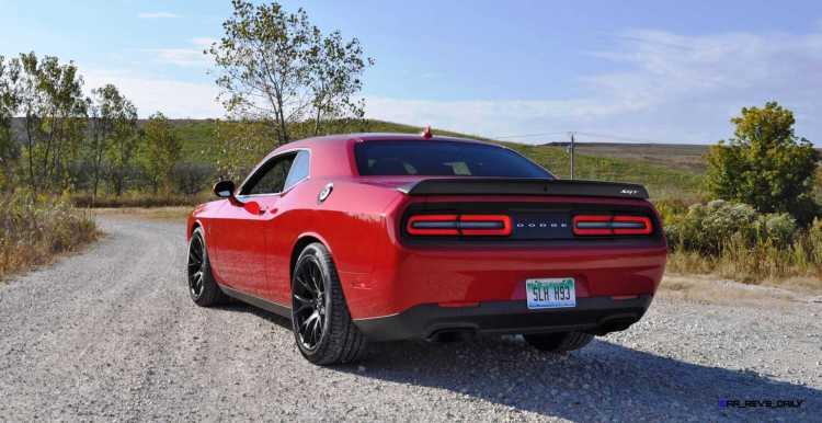 2016 Dodge Challenger SRT Hellcat 106