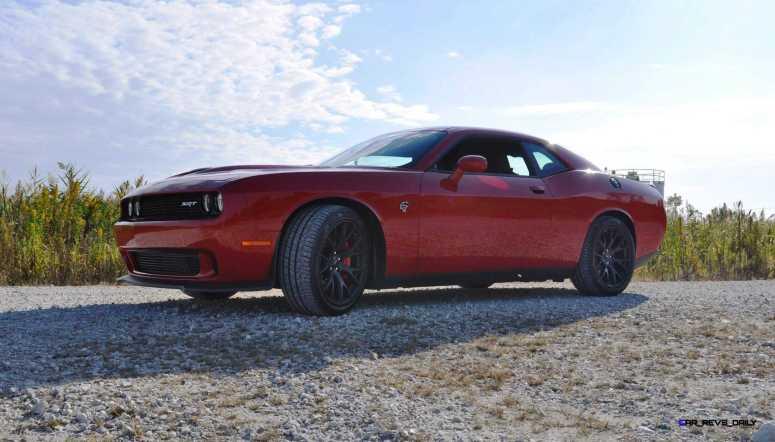 2016 Dodge Challenger SRT Hellcat 37