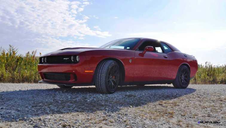 2016 Dodge Challenger SRT Hellcat 38
