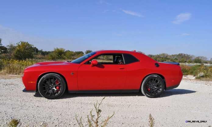 2016 Dodge Challenger SRT Hellcat 57