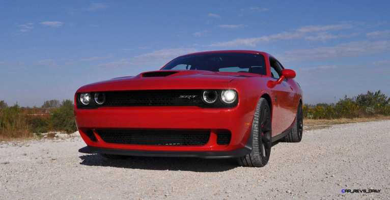 2016 Dodge Challenger SRT Hellcat 63