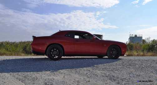 2016 Dodge Challenger SRT Hellcat 85