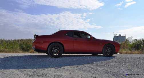 2016 Dodge Challenger SRT Hellcat 86