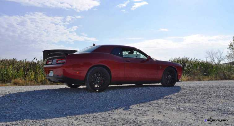 2016 Dodge Challenger SRT Hellcat 90