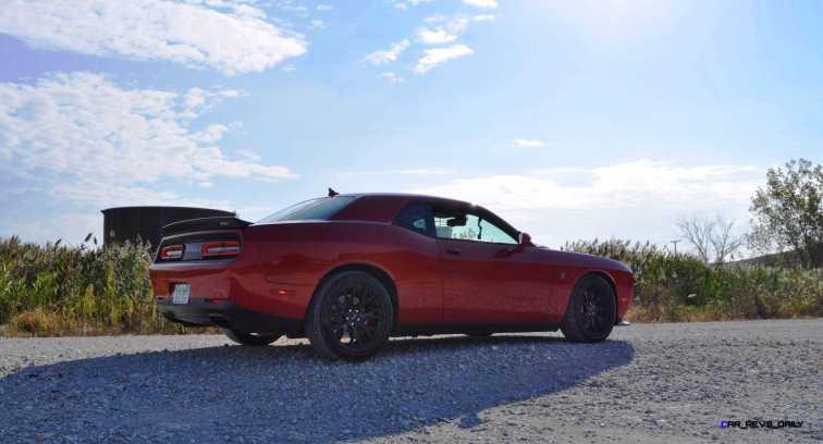 2016 Dodge Challenger SRT Hellcat 91
