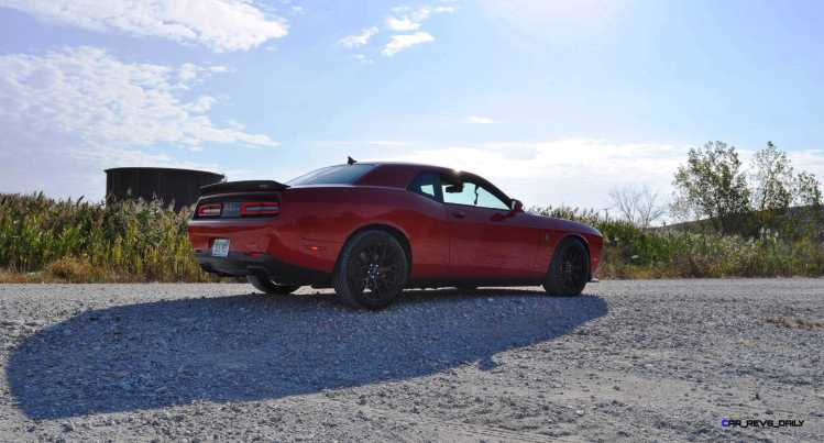 2016 Dodge Challenger SRT Hellcat 92