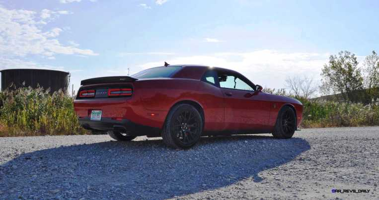 2016 Dodge Challenger SRT Hellcat 93