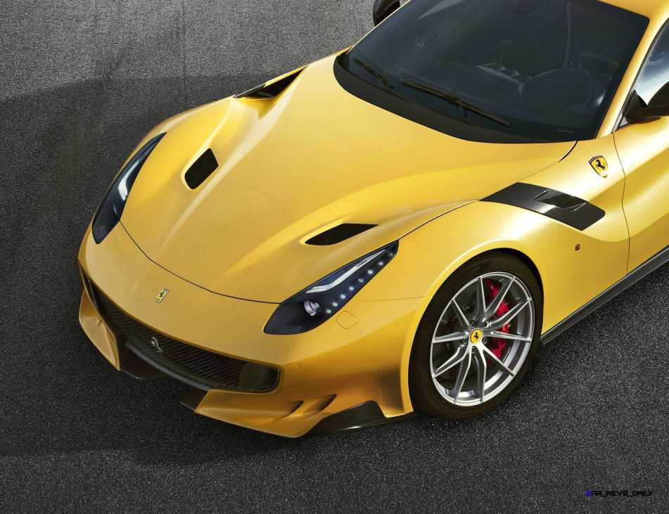2016 Ferrari F12tdf GTO 5