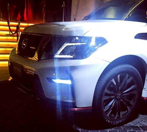 2016 Nissan Patrol NISMO 9