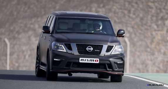 2016 Nissan Patrol NISMO Black 22