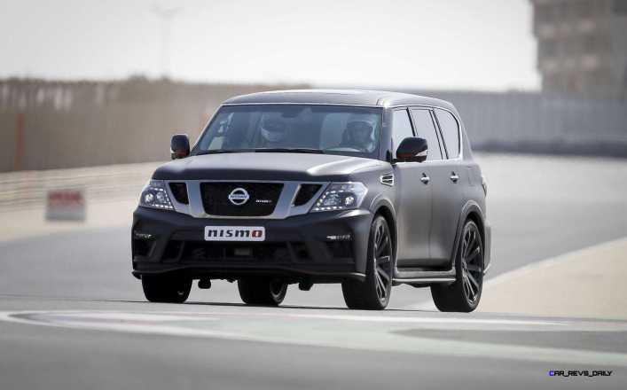 2016 Nissan Patrol NISMO Black 25