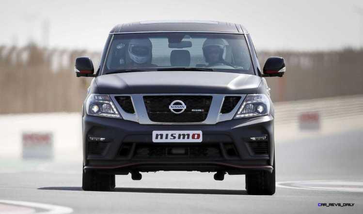 2016 Nissan Patrol NISMO Black 32