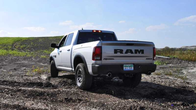 2016 RAM Rebel Silver 35