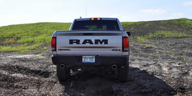 2016 RAM Rebel Silver 43