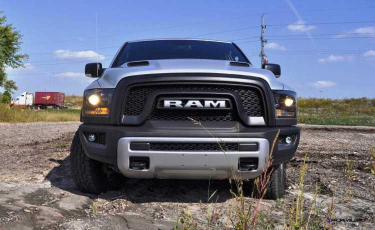 2016 RAM Rebel Silver 6