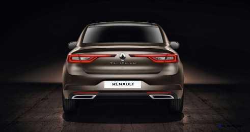 2016 Renault Talisman Pricing 1