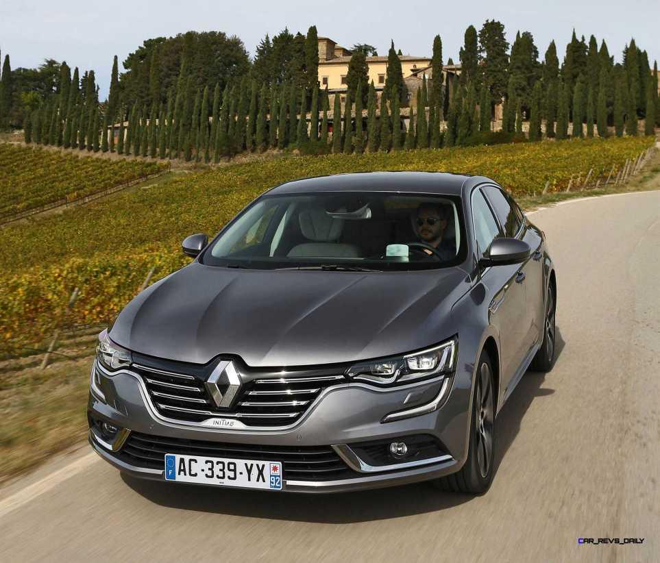 2016 Renault Talisman Pricing 37