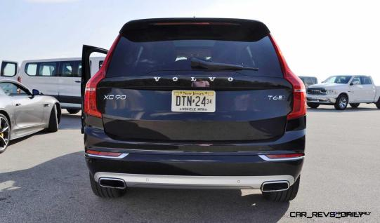 2016 Volvo XC90 T6 AWD 21