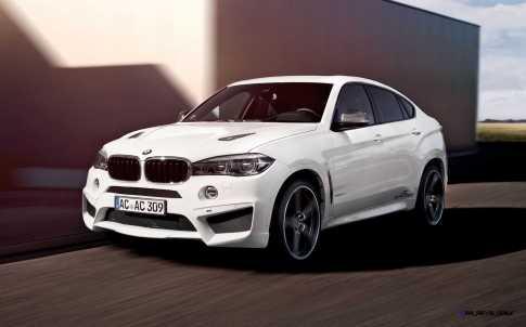 AC Schnitzer BMW X6 21