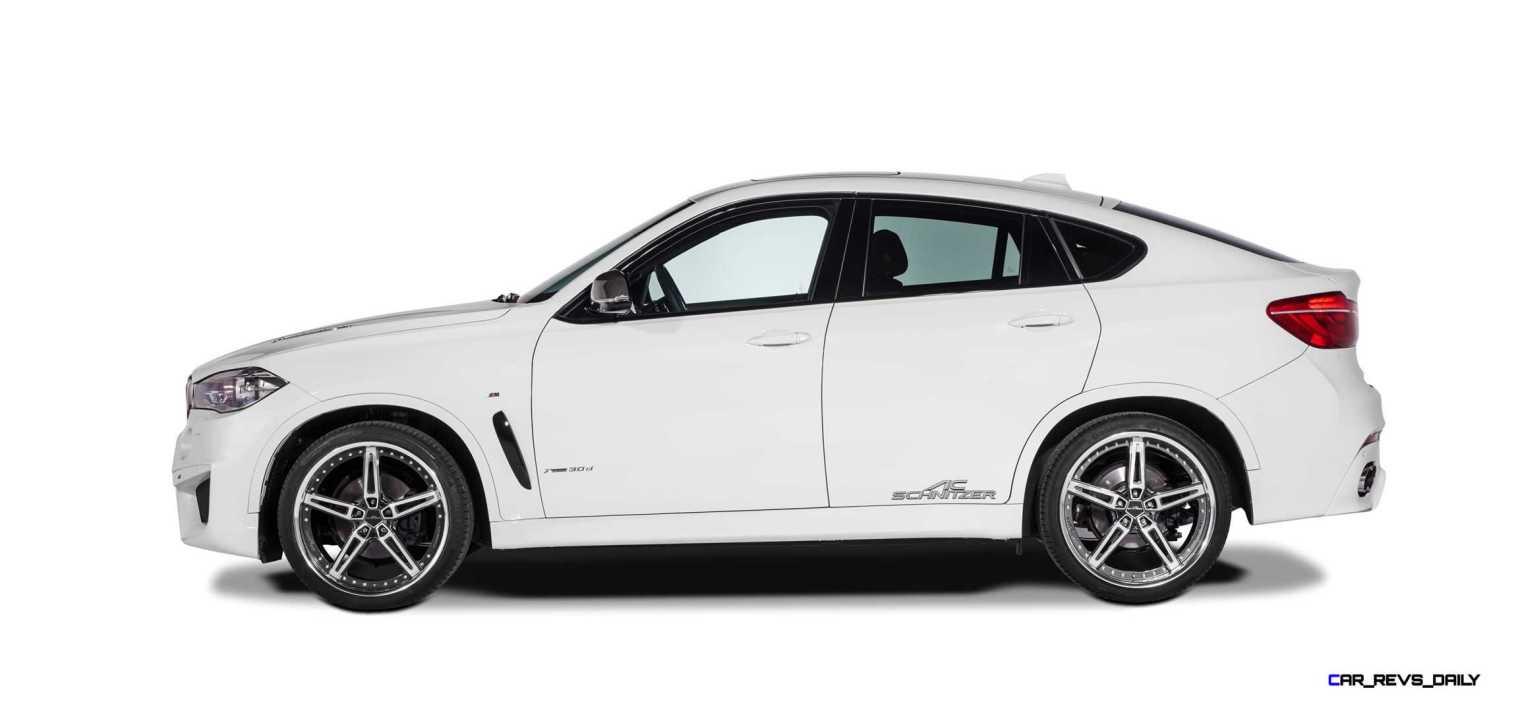 AC Schnitzer BMW X6 5