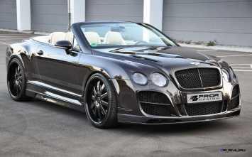 Bentley Continental GTC by PRIOD DESIGN 3