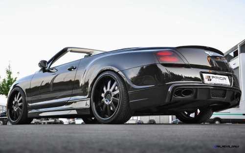 Bentley Continental GTC by PRIOD DESIGN 6