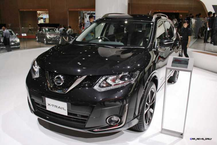 Nissan X-Trail Hybrid-4 copy
