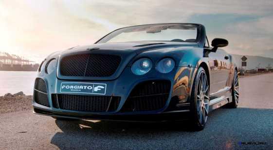 Prior Design Bentley Continental GT GTC Aerodynamics in gloss black_6768381327_o