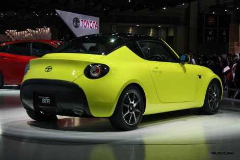 Toyota SFR-2 copy