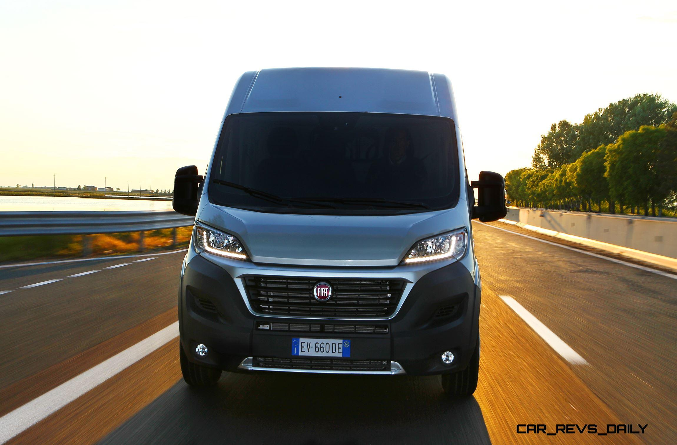 Led Cargo Lights Van