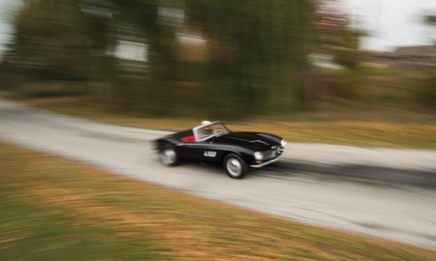 1959 BMW 507 Roadster Series II 10