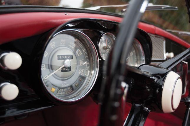 1959 BMW 507 Roadster Series II 15