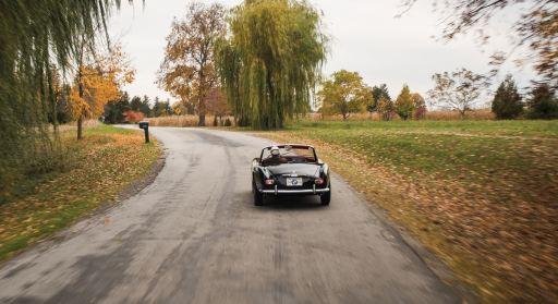 1959 BMW 507 Roadster Series II 27