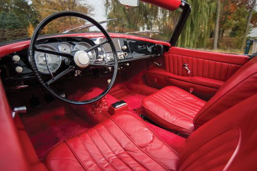 1959 BMW 507 Roadster Series II 4