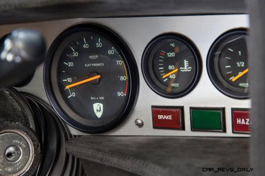 1981 Lamborghini Countach LP400 S Series III 17