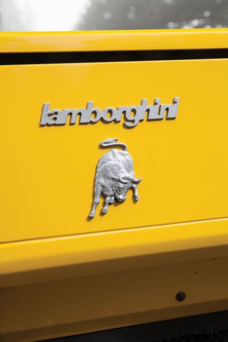 1981 Lamborghini Countach LP400 S Series III 19
